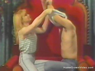 Cute sexy blonde filmed fucking and sucking her boyfriends big flannel