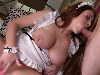 foreign maid gives vagina - emma leigh - emma leigh