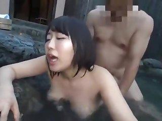 Watch Japanese model in JAV video