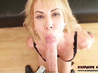 Erica Lauren - maturel lady POV sex