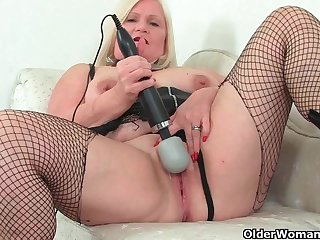An older woman means fun part 243