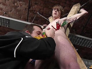 Twink loves ot rough and wants to fuck some tight ass