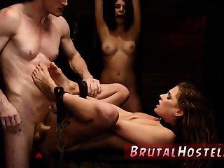 Messy fetish Two youthfull sluts, Sydney Cole and Olivia