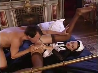 Stephanie Silver is a hot maid