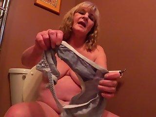 Pee In My Satin Panties - TacAmateurs