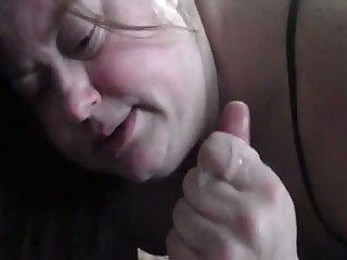 This slut deserves compliments cuz she sucks a dick with such enthusiasm