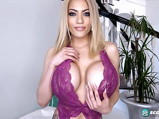 Amber Alena: Dirty Talking, Sexy Walking - PornMegaLoad